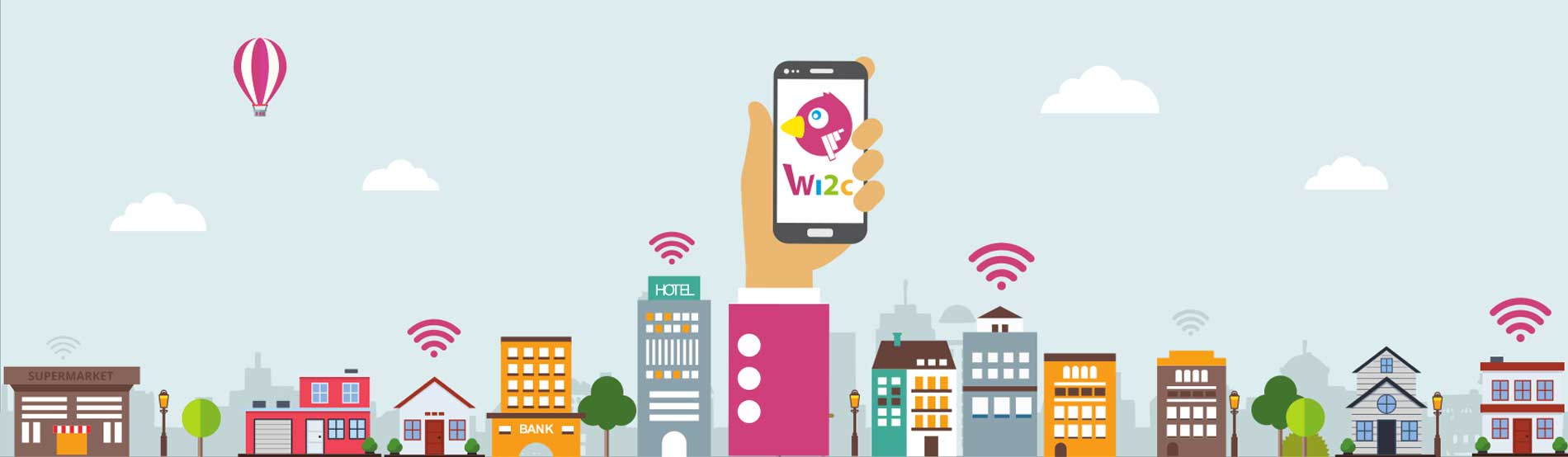 Wi2C - Smart Wifi